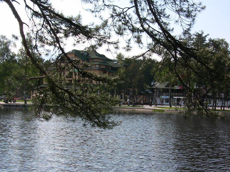 Jezere - maj 2012