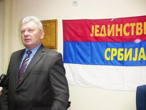 Petar Petrović se obraća građanima