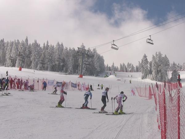 Prvi dan - Prvi slalom