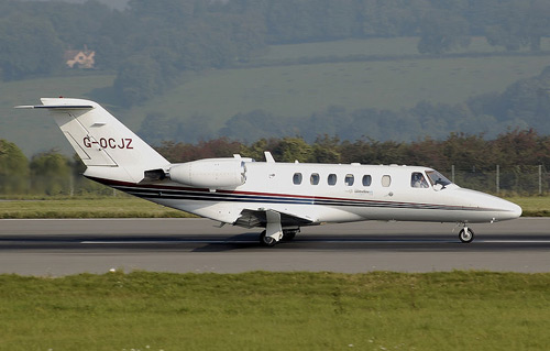 Cesna CitationJet 525