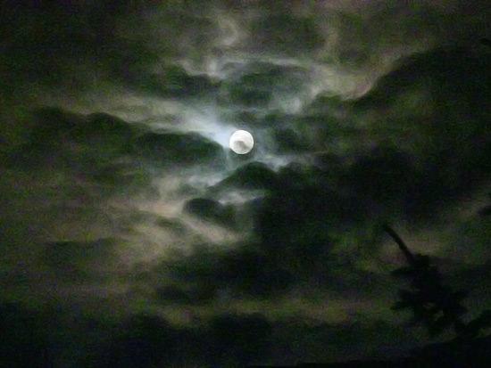 Super mesec - noć između 12. i 13.jula 2014