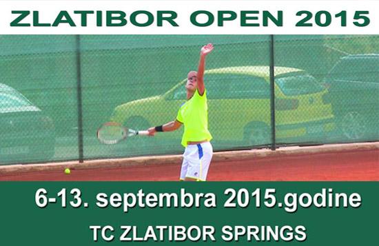 Ovog vikenda kvalfikacije za Zlatibor open 2015