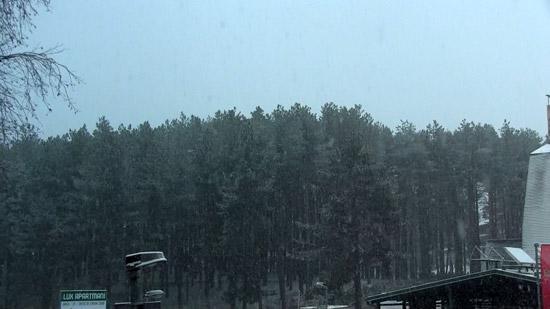Prvi novembarski sneg
