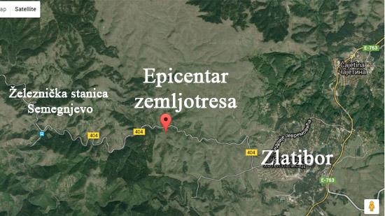 Zemljotres u Semegnjevu