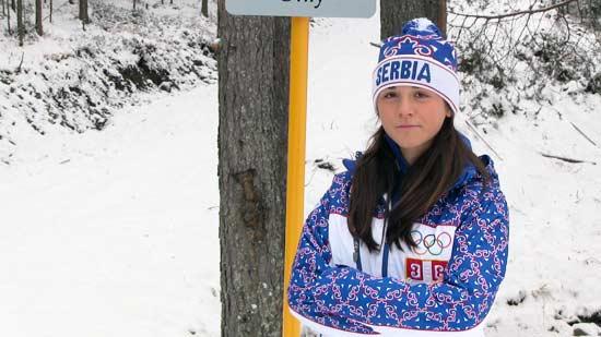Anja Ilić predvodi Srbiju na YOGu