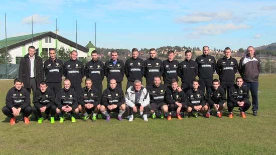 FK Zlatibor se priprema za prolećni deo prvenstva