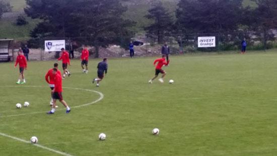 Srbija danas igra sa Kiprom u Užicu