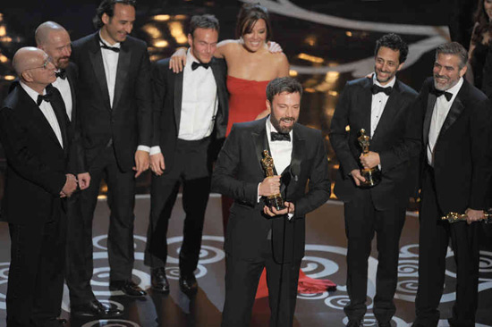 Najbolji film Argo