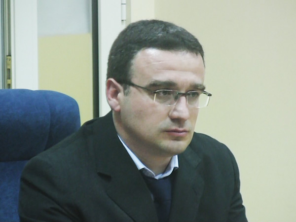 Predsednik opštinskog odbora JS Milanko Božović