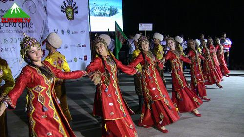 "FOLKLORE GROUP ""RUHUBELENT CHAGALAR"" – ASHGABAT, TURKMENISTAN"