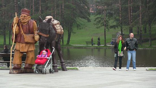 Kraljev trg, Zlatibor 25.april 2014