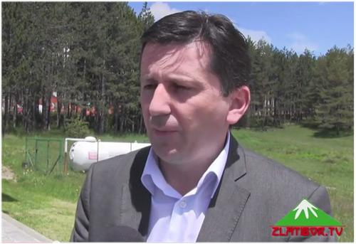 Arsen Đurić, zamenik predsednika opštine Čajetina